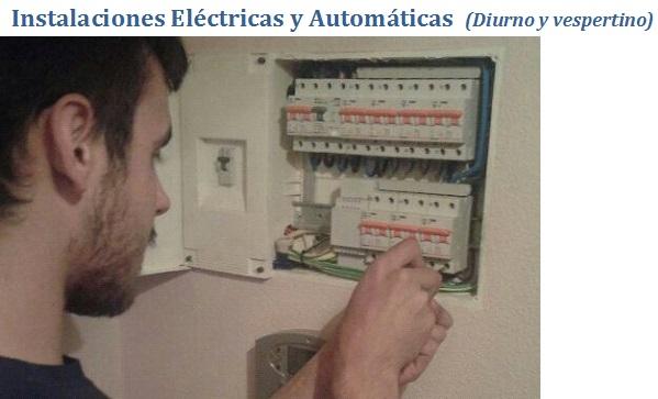 Ciclos Formativos De Electricidad
